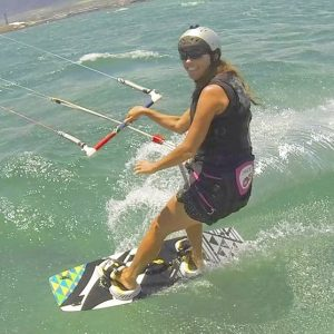 Kiteboarding lessons are fun way to discover the sport.