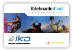 IKO Kiteboarder Card